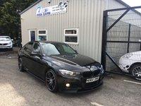 2015 BMW 3 SERIES 2.0 316D ES 4d 114 BHP £11995.00