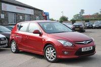 2011 HYUNDAI I30 1.6 COMFORT CRDI 5d 113 BHP £2975.00