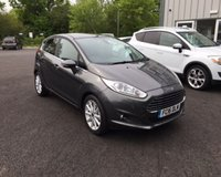 USED 2016 16 FORD FIESTA 1.0 TITANIUM ECOBOOST AUTOMATIC (100ps) THIS VEHICLE IS AT SITE 2 - TO VIEW CALL US ON 01903 323333