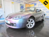 USED 2004 04 MG TF 1.8 135 2d 135 BHP
