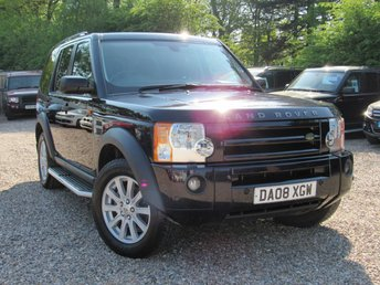 2008 LAND ROVER DISCOVERY 2.7 3 TDV6 SE 5d AUTO 188 BHP £SOLD