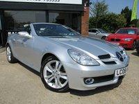 2008 MERCEDES-BENZ SLK 3.5 SLK350 2d AUTO 305 BHP £8000.00