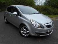 2010 VAUXHALL CORSA 1.4 SXI A/C 5d 98 BHP **LOW TAX**LOW INSURANCE**LOVELY CAR** £3895.00