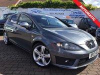 2012 SEAT LEON 2.0 CR TDI FR PLUS 5d AUTO 168 BHP £7995.00