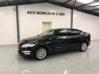 2014 FORD MONDEO 1.6 ZETEC BUSINESS EDITION TDCI 5d 114 BHP £6500.00