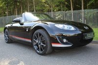 2012 MAZDA MX-5 2.0 I ROADSTER KURO EDITION 2d 158 BHP £11500.00