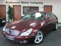 2007 MERCEDES-BENZ CLS CLASS 3.0 CLS320 CDI 4d AUTO 222 BHP £6250.00