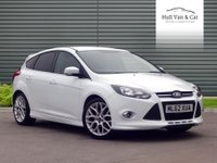 2012 FORD FOCUS 1.0 ZETEC S S/S 5d 124 BHP £7795.00