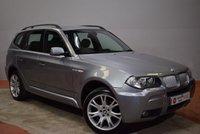 2007 BMW X3 3.0 SD M SPORT 5d AUTO 282 BHP £7990.00