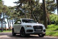 USED 2012 62 AUDI Q5 2.0 TFSI QUATTRO S LINE PLUS 5d AUTO 225 BHP