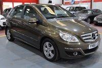 2010 MERCEDES-BENZ B CLASS 2.0 B180 CDI SE 5d AUTO 108 BHP £7285.00
