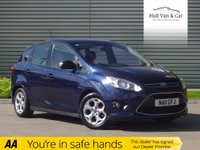 USED 2011 11 FORD C-MAX 1.6 ZETEC 5d 104 BHP FAMILY CAR,DAB RADIO,BLUETOOTH