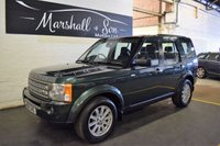 USED 2009 09 LAND ROVER DISCOVERY 3 2.7 3 TDV6 SE 5d AUTO 188 BHP