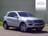 2008 MERCEDES-BENZ M CLASS 3.0 ML320 CDI SPORT 5d AUTO 222 BHP £10995.00