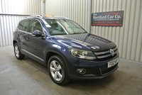 2012 VOLKSWAGEN TIGUAN 2.0 SE TDI BLUEMOTION TECHNOLOGY 4MOTION 5d 138 BHP £8995.00