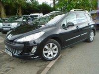 2010 PEUGEOT 308 2.0 SW SE HDI 5d AUTO 135 BHP £2995.00