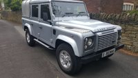 2010 LAND ROVER DEFENDER 2.4 110 XS DCB 1d 122 BHP £19000.00