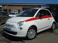 USED 2008 08 FIAT 500 1.2 POP MULTIJET 3d 75 BHP ** GREAT VALUE + 1 OWNER **