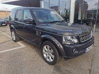2015 LAND ROVER DISCOVERY 4 3.0 SDV6 SE TECH 5d AUTO 255 BHP £23495.00