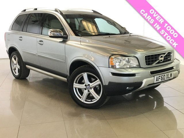 View our 2010 60 VOLVO XC90 2.4 D5 R-DESIGN SE AWD 5d AUTO 185 BHP
