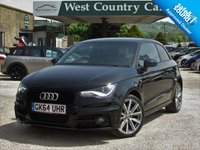 USED 2014 64 AUDI A1 1.6 TDI S LINE STYLE EDITION 3d 103 BHP Only 1 Owner From New