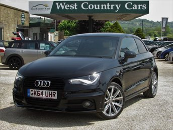2014 AUDI A1 1.6 TDI S LINE STYLE EDITION 3d 103 BHP £12500.00