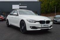 2012 BMW 3 SERIES 2.0 320D SE 4d 184 BHP M-PERFORMANCE £10995.00