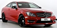 USED 2013 13 MERCEDES-BENZ C CLASS 2.1 C250 CDI AMG Sport Plus 7G-Tronic Plus 2dr Sat Nav, Heated Seats, DAB ++