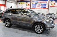 2011 HONDA CR-V 2.0 I-VTEC EX 5d 148 BHP £10685.00