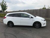 2015 TOYOTA AURIS 1.8 VVT-I ICON PLUS 5d AUTO 98 BHP £13250.00