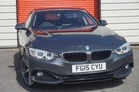 2015 BMW 4 SERIES 2.0 420D SPORT GRAN COUPE 4d AUTO 181 BHP £16995.00