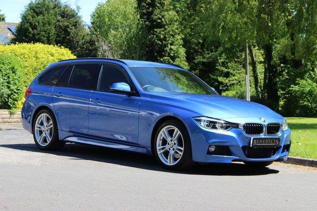 2016 16 BMW 3 SERIES 3.0 330D M SPORT TOURING 5d AUTO 255 BHP