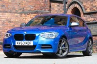 USED 2013 63 BMW 1 SERIES 3.0 M135i M Sports Hatch (s/s) 3dr **SOLD AWAITING COLLECTION**