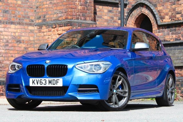 2013 63 BMW 1 SERIES 3.0 M135i M Sports Hatch (s/s) 3dr
