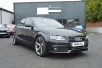 2011 AUDI A4 2.0 TDI TECHNIK 4d 134 BHP £8995.00