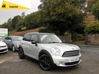 2012 MINI COUNTRYMAN 1.6 COOPER D 5d 112 BHP CHILI PACK £7695.00