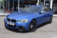 USED 2016 16 BMW 3 SERIES 3.0 335D XDRIVE M SPORT TOURING 5d AUTO 308 BHP M-Performance Body Kit