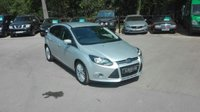 USED 2014 14 FORD FOCUS 1.0 ZETEC 5d 124 BHP One Owner, Air Conditioning, Parking Sensors