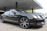USED 2006 55 BENTLEY CONTINENTAL FLYING SPUR 6.0 FLYING SPUR 5 SEATS 4d 550 BHP