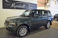 USED 2011 61 LAND ROVER RANGE ROVER 4.4 TDV8 VOGUE 5d AUTO 313 BHP