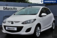 USED 2011 61 MAZDA 2 1.3 TAMURA 5d 83 BHP Full Service History, Air Conditioning, I-Pod Connectivity..