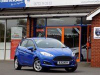 USED 2013 13 FORD FIESTA 1.2 ZETEC 5dr  ** Only 35,000 Miles **