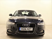 USED 2014 14 AUDI A5 2.0 SPORTBACK TDI 5d 134 BHP + 1 OWNER +  SERVICE HISTORY  + AIR CON + AUX + BLUETOOTH