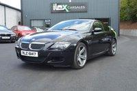 2006 BMW 6 SERIES 5.0 M6 2d AUTO 501 BHP £18495.00