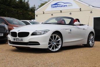 2011 BMW Z4 2.5 Z4 ROADSTER ED EXCLUSIVE 2d 215 BHP £13950.00