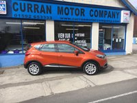 2014 RENAULT CAPTUR 1.5 DYNAMIQUE MEDIANAV ENERGY DCI S/S 5d 90 BHP £SOLD