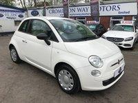 2011 FIAT 500 1.2 POP 3d 69 BHP £4495.00