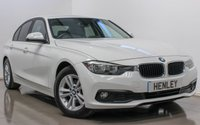 2016 BMW 3 SERIES 2.0 320D ED PLUS 4d AUTO 161 BHP £16990.00