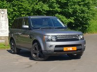 2013 LAND ROVER RANGE ROVER SPORT 3.0 SDV6 HSE Black Edition 5dr Auto £20950.00