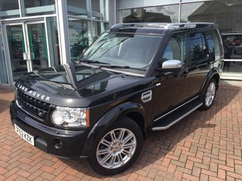 2013 LAND ROVER DISCOVERY 3.0 SDV6 HSE LUXURY 5d AUTO 255 BHP